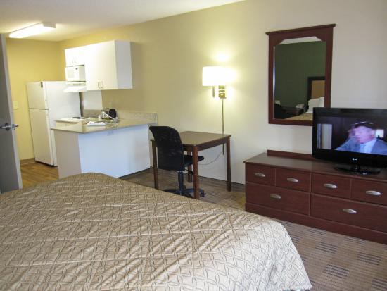 Alviso, Καλιφόρνια: Studio Suite - 1 King Bed