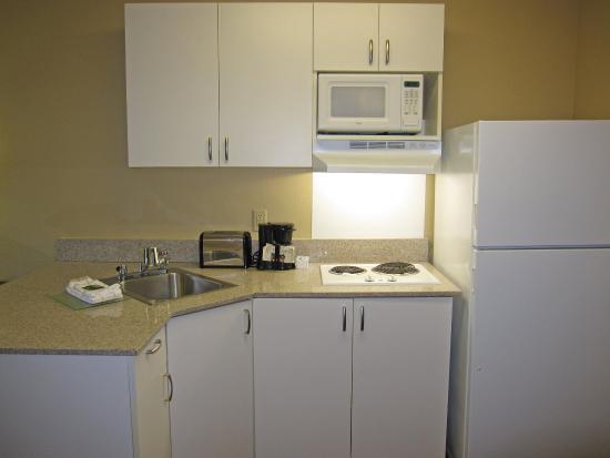 Alviso, Καλιφόρνια: Fully-Equipped Kitchens