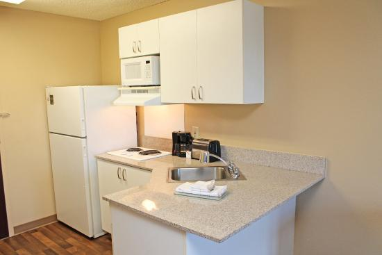 Extended Stay America - Temecula - Wine Country: Fully-Equipped Kitchens