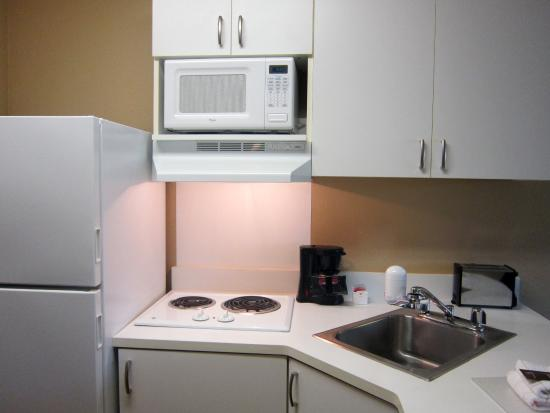 Extended Stay America - Seattle - Mukilteo : Fully-Equipped Kitchens