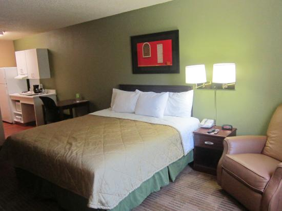 Extended Stay America - Sacramento - Northgate: Studio Suite - 1 King Bed