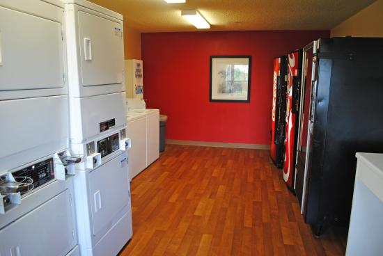 Extended Stay America - Montgomery - Eastern Blvd. : On-Premise Guest Laundry
