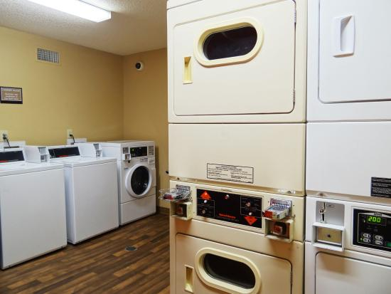 Extended Stay America - Raleigh - Cary - Harrison Ave.: On-Premise Guest Laundry