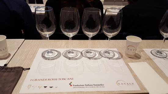 corso abc vino - foto di stagioni, l'osteria di eataly, roma ... - Corsi Di Cucina Eataly Roma