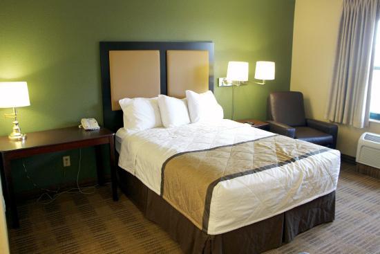 Gresham, Oregón: Studio Suite - 1 Queen Bed