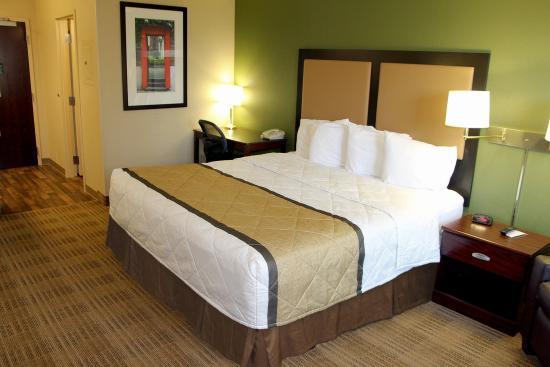 Gresham, Oregón: Studio Suite - 1 King Bed