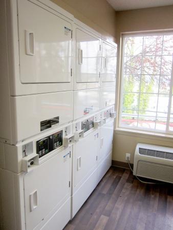 اكستندد ستاي أمريكا سياتل - بلفيو - فاكتوريا: On-Premise Guest Laundry