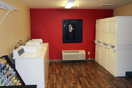 Extended Stay America - Portland - Beaverton - Eider Court: On-Premise Guest Laundry