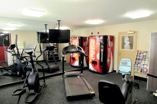 Extended Stay America - Atlanta - Perimeter - Peachtree Dunwoody: On-Site Fitness Facility
