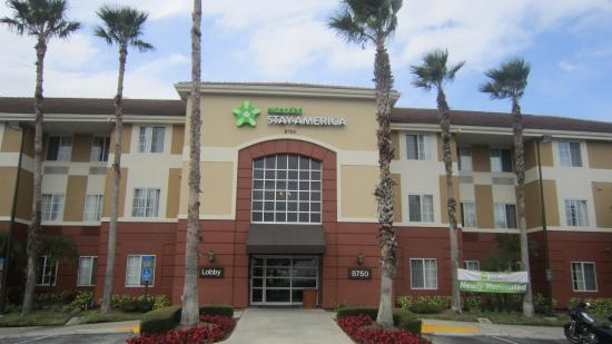 Extended Stay America - Orlando - Convention Center - Universal Blvd: Extended Stay America