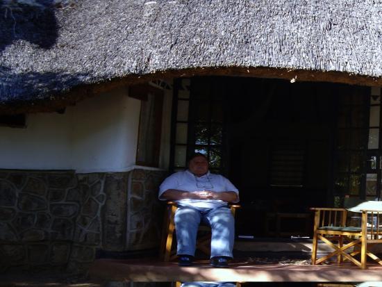 Rumphi, Malawi : Het huisje
