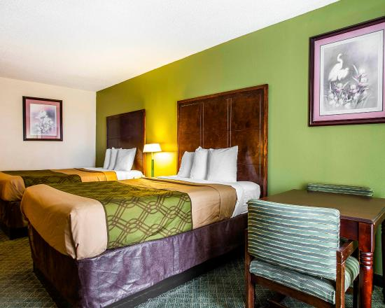 Aiken, Carolina Selatan: Guest Room