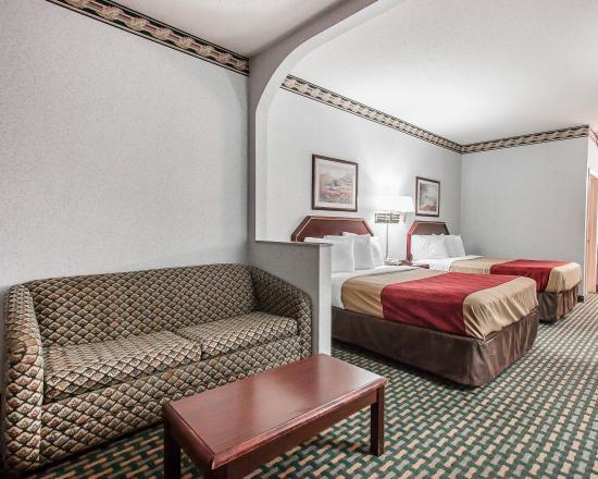 Northport, ألاباما: Guest Room