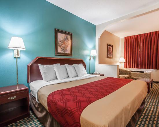 Northport, AL: Guest Room