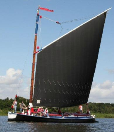 Ludham, UK: The Wherry Albion