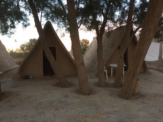 Auberge Ksar Sania: Cabins