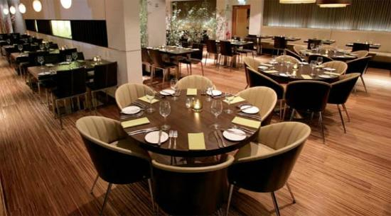Seasons restaurant at the Mount Business and Conference Centre