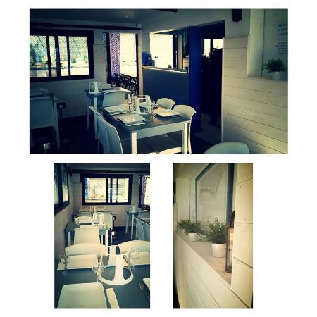 Restaurant La Barque Bleue: nouvelle déco