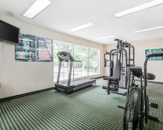Quality Inn Bainbridge: Fitness center