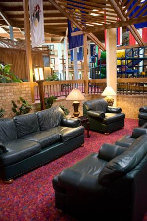 Conversation Pit Picture of MCM Grande Hotel Odessa TripAdvisor