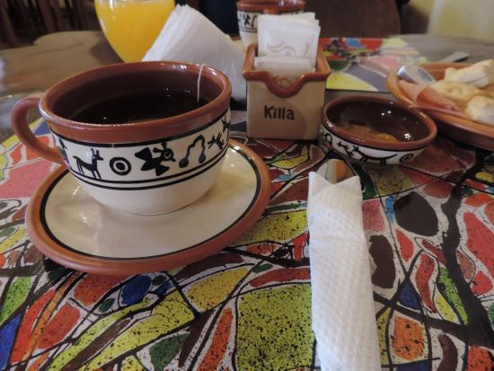 Hotel Killa Cafayate: Desayuno