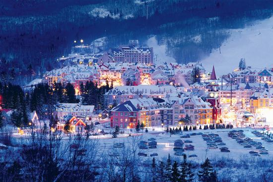 Incentive travel - Fairmont Tremblant