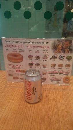 Krispy Kreme Income at Raffles