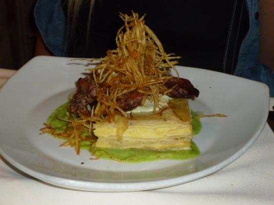 Lova restaurant : Plato principal