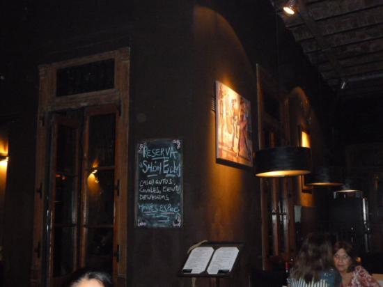 Lova restaurant : Resto - Interior