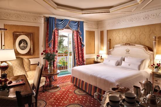 Hotel Splendide Royal: Superior Room