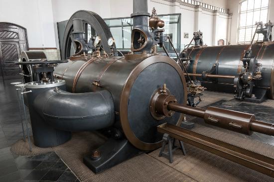 Museu Agbar de les Aigues: Sala de la Gran Bomba