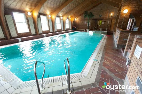 On Site Swimming Pool Picture Of Dunadry Hotel Dunadry Tripadvisor