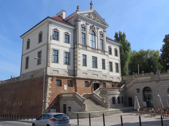 foto de chopin salon varsovia chopin museum tripadvisor