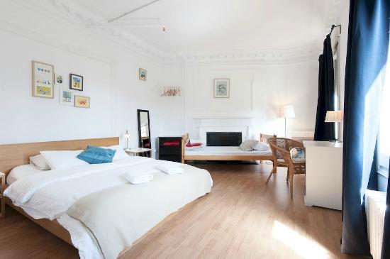 WOW! Hostel Barcelona: Triple Room