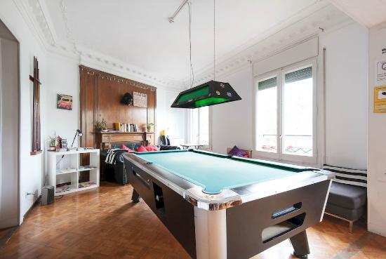 WOW! Hostel Barcelona: Lounge