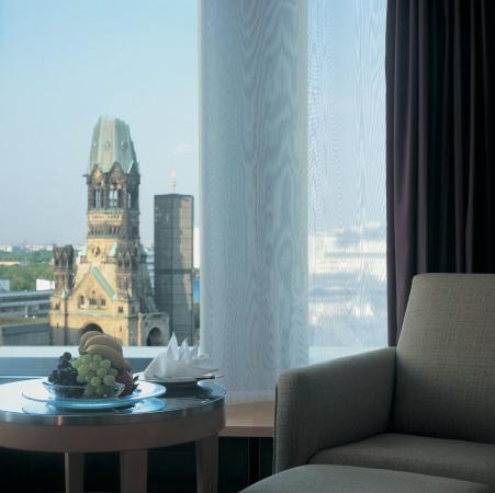 Swissotel Berlin: Guest Room