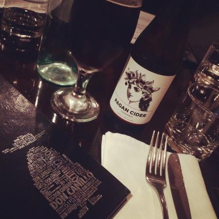 Don Camillo: Classy restaurant with an old world atmosphere.