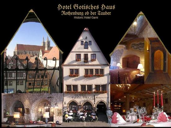 Photo of Hotel Gotisches Haus Rothenburg ob der Tauber