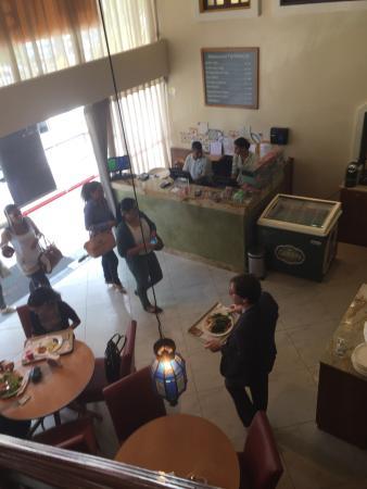 Restaurante Terraco