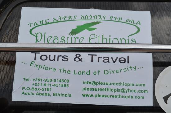 Pleasure Ethiopia Tours & Travel - Day Tours