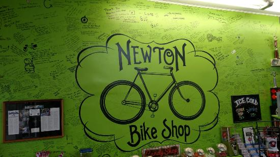 ‪Newton Bike Shop‬