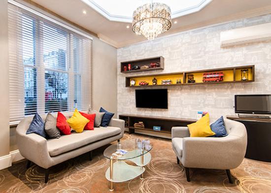 Comfort Inn London - Westminster: Lobby