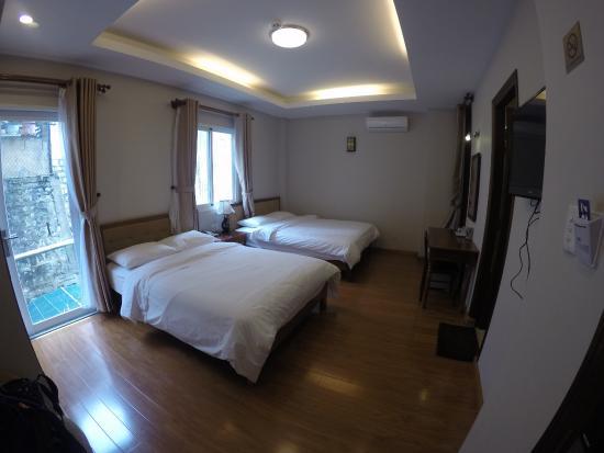 Dreams Hotel: standard room