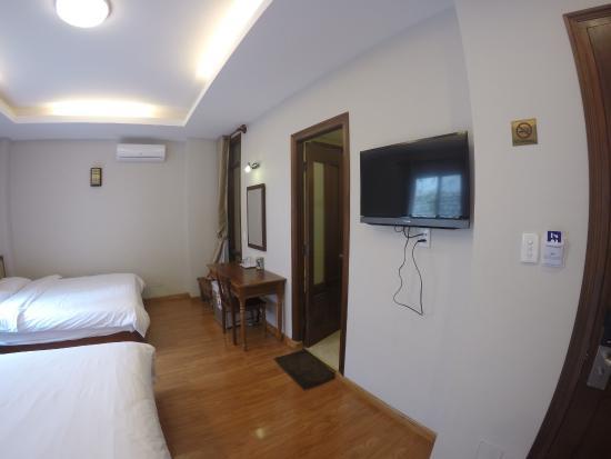 Dreams Hotel: facilities in room