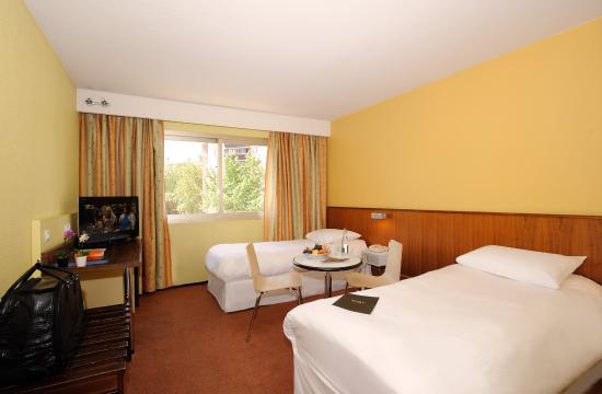 Hotel des Congres : Chambre_confort_twin