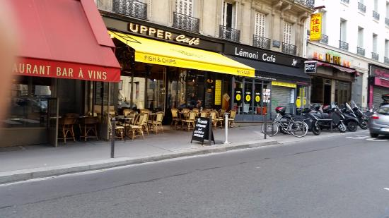 Cafe Near Musee D
