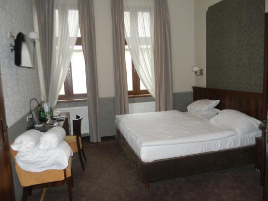 chambre vue sur rue - Bild von Hotel Amber Design, Krakau - TripAdvisor