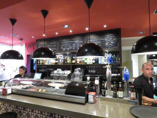 Dehesa Santa Maria menu - Picture of Taberna Santa Maria, Madrid ...