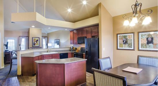 WorldMark Branson Condos: 3 Bedroom Kitchen