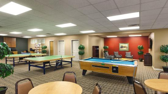 WorldMark Branson Condos: Game Room